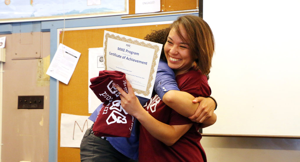 Promote health in 100 teens in Portland, Oregon