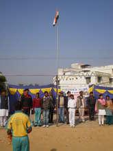 26th Jan. celebrated in Snehalaya.