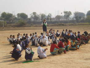 Republic Day of India celebrated in Snehalaya.