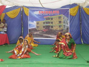 Dance by our School girls