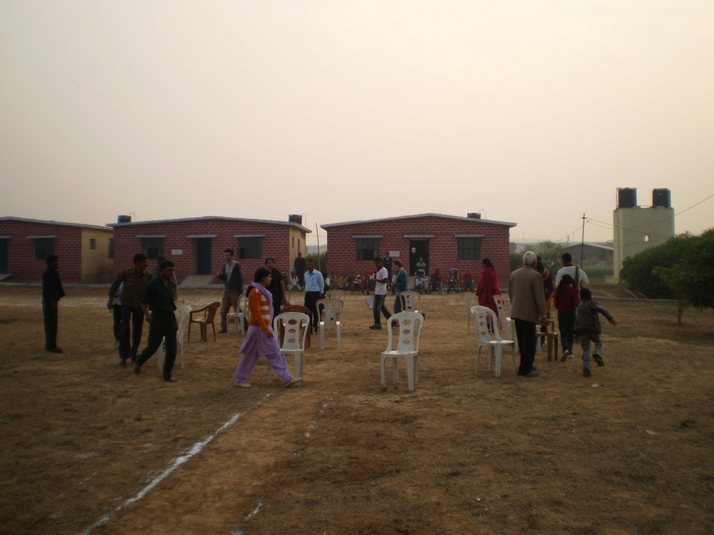Monthly sports day in Snehalaya
