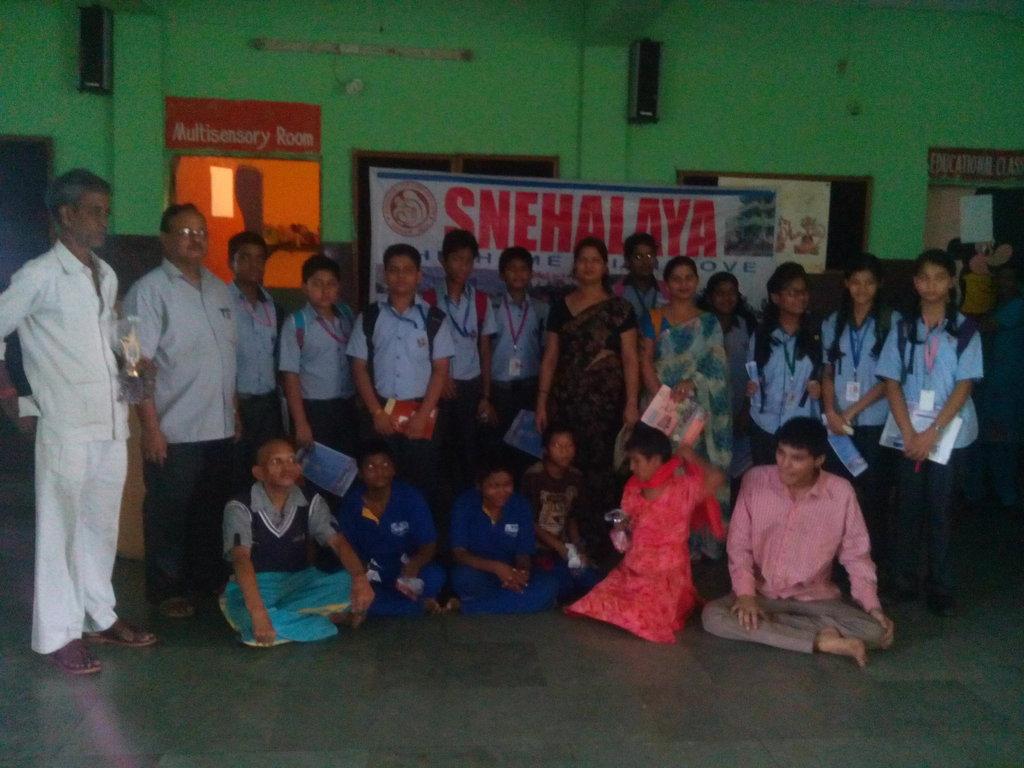 Children from Gwalior Glory School 7 our children