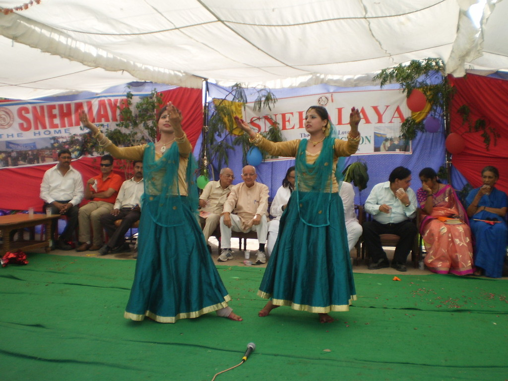 Kaththak dance by our children