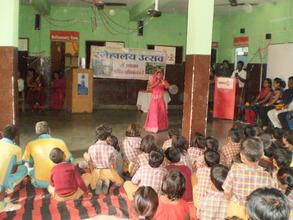 Our children in Snehalaya