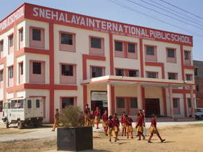 Our School in snehalaya