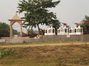 Durga and Navagraha temples ready too