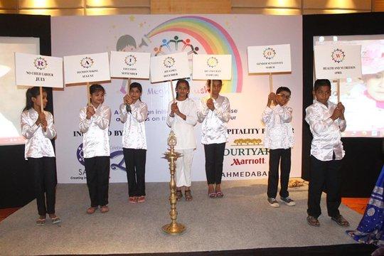 Meghdhanush Event - No Child Labour Day