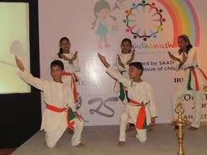 Meghdhanush Event - No Child Labour Day1