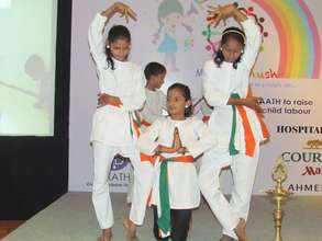 Meghdhanush Event - No Child Labour Day3