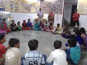 Environment Education Activity