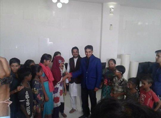 Rakshabandhan Celebration - with TV Celebrity
