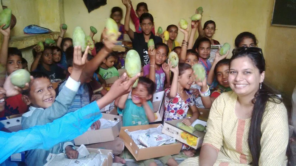 Mango Distribution