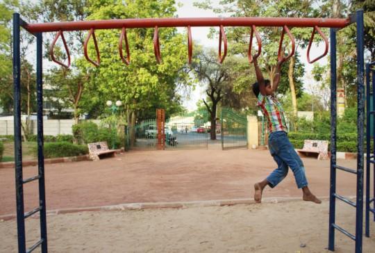Fun at Park