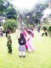 Children Visit the Park-2