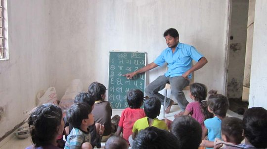 Teaching Letters at the CFS