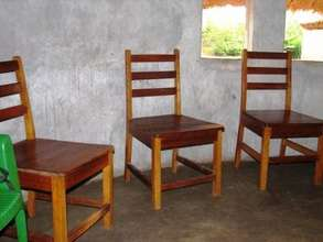 Chairs made by students 2009