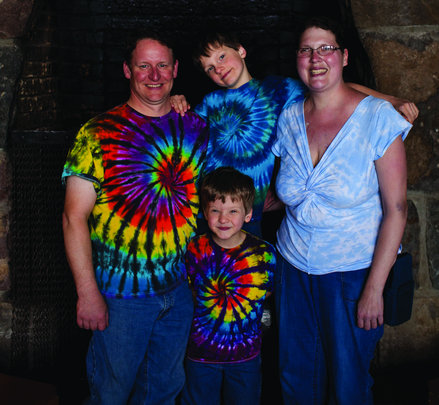 The Boyce Family