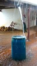 Torrential rains bring potential water power