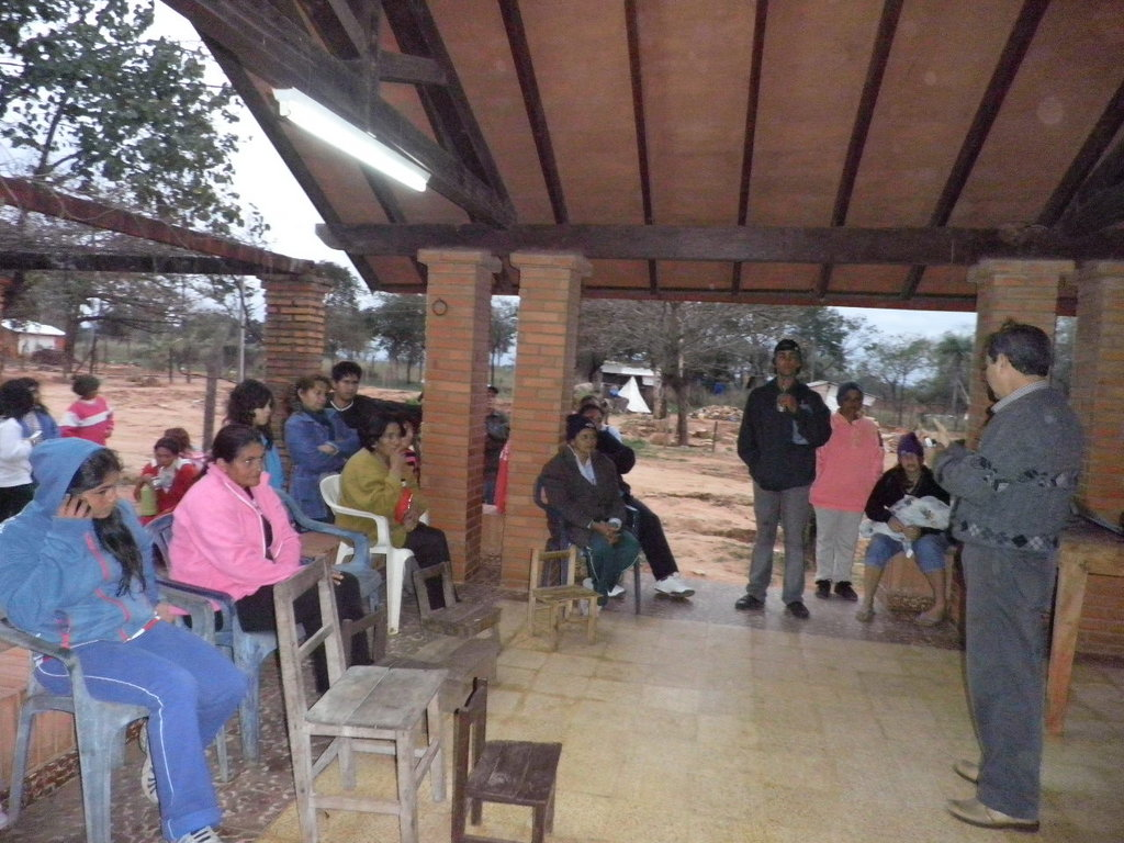 Feed a Community in Paraguay