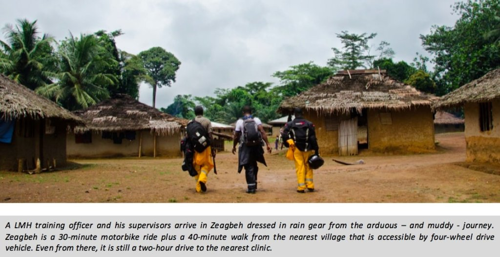 Save Lives in the World's Most Remote Villages