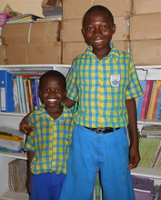 Two CH students included in the feeding program