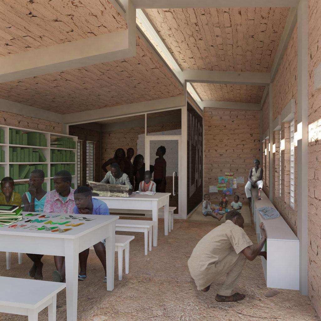 Libraries Across Africa