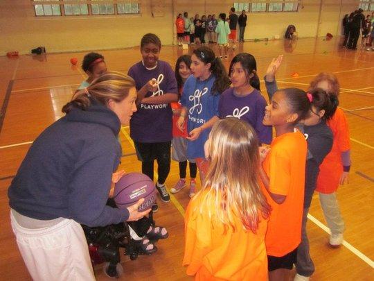 Girls Basketball Extravaganza