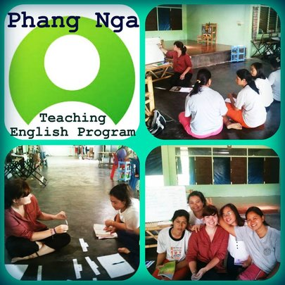 Help Train Teachers in Thailand