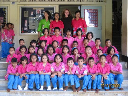 Help Train Teachers in Thailand