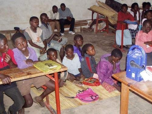 Radio Education for Out-of-School Zambian Children
