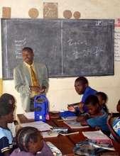 Mentors, Not Teachers, Teach Children