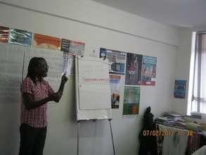 PWN HIV treatment training