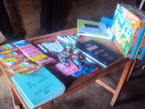 Components of the learning materials