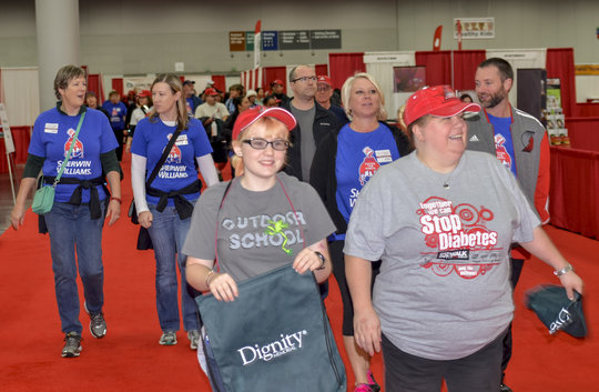 Portland Step Out: Walk to Stop Diabetes