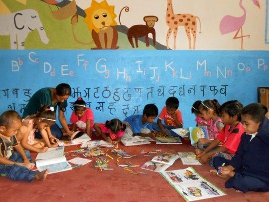 Informal education for children