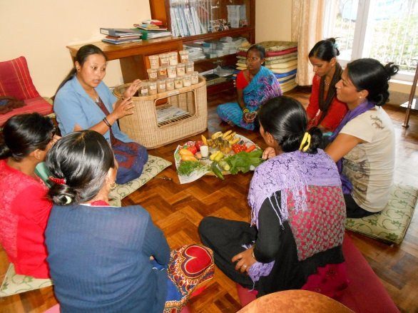 Nutrition and Health Education for Mothers