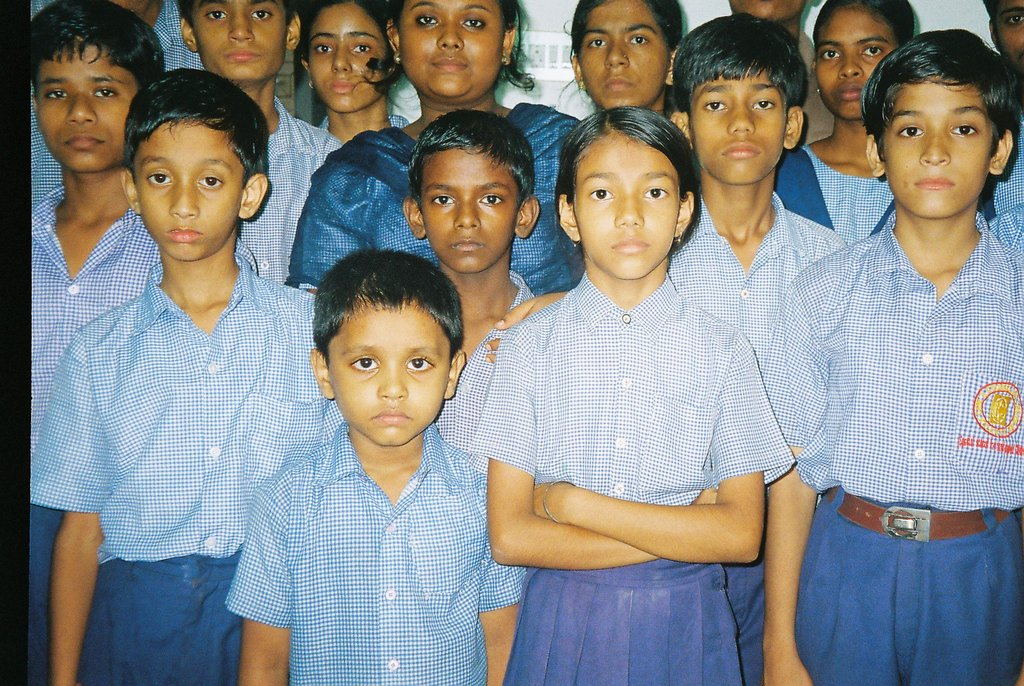 Send 100 disabled children to schooling in India