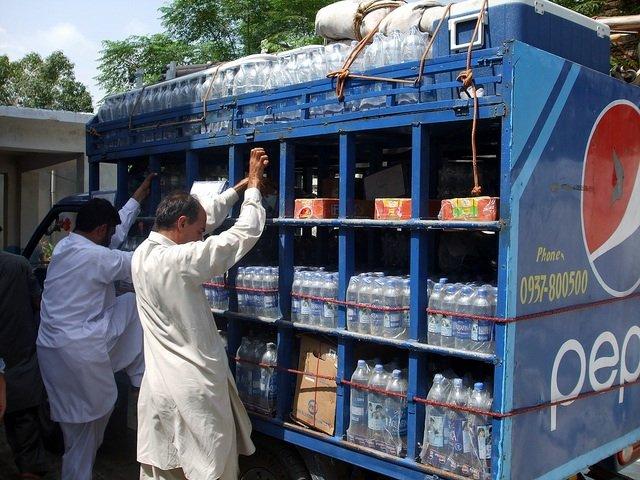 Delivering safe drinking water