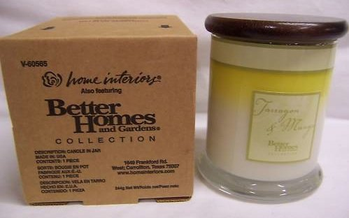 Make a $50 donation and receive 2 scented candles