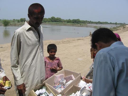 Dispensing medicines