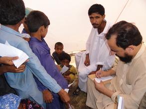 SHINE Humanity doctors in Balochistan