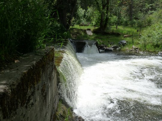 Restoring water in the Little Applegate River
