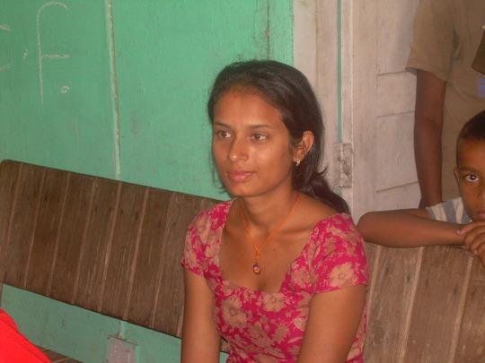 Sudha Pathak of Piple Village