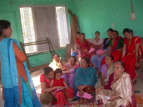 Suntali Raila of Piple Village