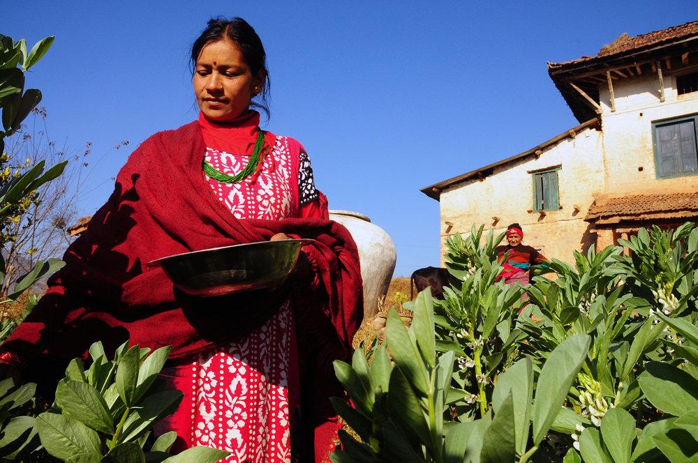 Build Women Savings & Credit Cooperatives, Nepal