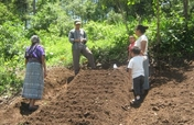 Help Guatemalan Families Grow Vegetable Gardens