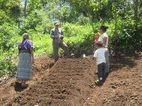Help Guatemalan Families Grow Vegetable Gardens