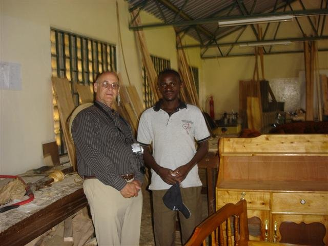 Vocational training for the marginalized in Uganda