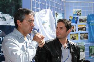 Rare Conservation Fellow Luis Lopez