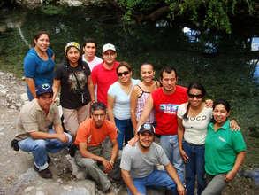 The Rare Conservation Fellows